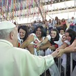 """Francisco: """"Explotar a las mujeres es un pecado contra Dios"""""""