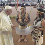 Francisco y el Día Internacional de los Pueblos Indígenas