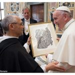 """Papa Francisco: """"Santo Domingo de Guzmán, ejemplo de servidor fiel de Cristo"""