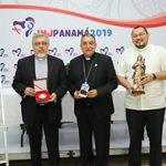 Reliquia de Monseñor Romero llega a Panamá