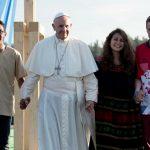 Los jóvenes latinoamericanos expresan su apoyo y cercanía al Papa