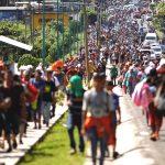 CODALC: carta sobre la caravana migrante de hermanos de Honduras