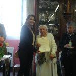 Bolivia: Misionera Dominica del Rosario recibe distinción del Senado