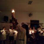Encerramento da Missão na Cidade de Catuti Norte de Minas Gerais