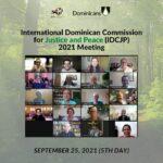 Se reunió la Comisión Internacional de Justicia Paz e integridad de la Creación
